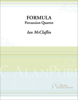 Formula (Percussion Quartet)