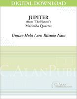 Jupiter - arr. Ritsuko Nasu [DIGITAL SCORE]