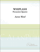 Whiplash (Percussion Quartet)