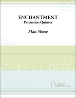Enchantment (Percussion Quintet)