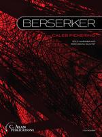 Berserker (Solo Marimba + Percussion Quintet)