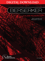 Berserker - Caleb Pickering [DIGITAL SCORE]