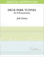 Deck Park Tunnel - Josh Gottry [DIGITAL SET]