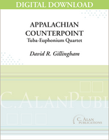 Appalachian Counterpoint - David R. Gillingham [DIGITAL]