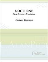 Nocturne (Solo 4-Mallet Marimba)