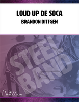 Loud Up De Soca (Steel Band)