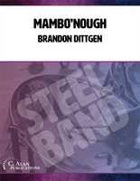 Mambo 'Nough (Steel Band)