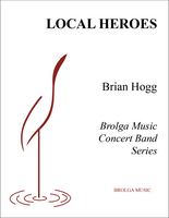 Local Heroes (Band Gr. 3)