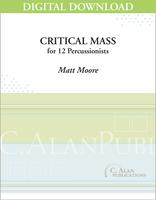Critical Mass - Matt Moore [DIGITAL]