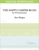 The Happy Camper Blues - Tom Morgan [DIGITAL SCORE]