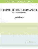 O Come, O Come, Emmanuel - Josh Gottry [DIGITAL SCORE]