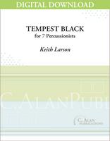 Tempest Black - Keith Larson [DIGITAL]