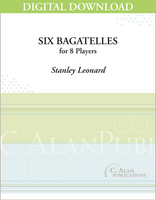 Six Bagatelles - Stanley Leonard [DIGITAL]