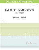 Parallel Dimensions - Jason K. Nitsch [DIGITAL]