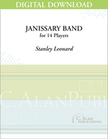 Janissary Band - Stanley Leonard [DIGITAL]