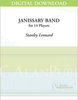 Janissary Band - Stanley Leonard [DIGITAL SCORE]