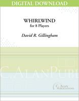Whirlwind - David Gillingham [DIGITAL]