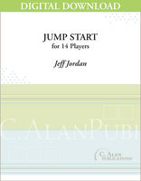 Jump Start - Jeff Jordan [DIGITAL SCORE]