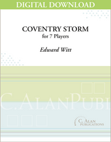 Coventry Storm - Edward Witt [DIGITAL SCORE]