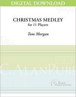 Christmas Medley - Tom Morgan [DIGITAL]