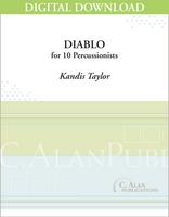 Diablo - Kandis Taylor [DIGITAL SCORE]