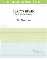 Beaty's Brain - Wes Robertson [DIGITAL]