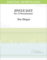 Jingle Jazz - Tom Morgan [DIGITAL]