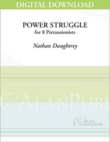 Power Struggle - Nathan Daughtrey [DIGITAL]