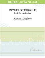 Power Struggle - Nathan Daughtrey [DIGITAL SCORE]