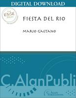Fiesta del Rio - Mario Gaetano [DIGITAL SCORE]
