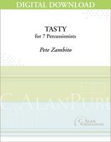 Tasty - Pete Zambito [DIGITAL SCORE]