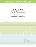 Equinox - Michael Tompkins [DIGITAL SCORE]