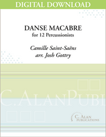 Danse Macabre (Saint-Sa'ëns) - Josh Gottry [DIGITAL]