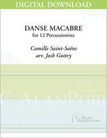 Danse Macabre (Saint-Sa'ëns) - Josh Gottry [DIGITAL SCORE]