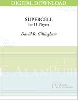 SuperCell - David R. Gillingham [DIGITAL SCORE]