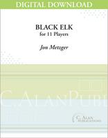 Black Elk - Jon Metzger [DIGITAL]