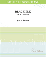 Black Elk - Jon Metzger [DIGITAL SCORE]
