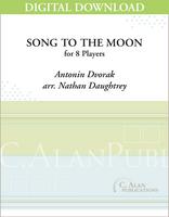 Song to the Moon (Dvorak) [DIGITAL SCORE]