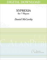 Xyprexia - Daniel McCarthy [DIGITAL]