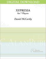 Xyprexia - Daniel McCarthy [DIGITAL SCORE]