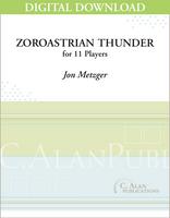 Zoroastrian Thunder - Jon Metzger [DIGITAL}
