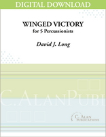 Winged Victory - David J. Long [DIGITAL SCORE]