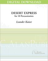 Desert Express - Leander Kaiser [DIGITAL]
