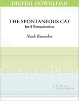 The Spontaneous Cat - Noah Keesecker [DIGITAL]