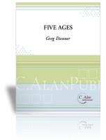 Five Ages (Solo Timpani)