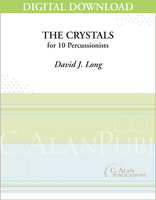 The Crystals - David J. Long [DIGITAL SCORE]