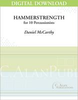 HammerStrength - Daniel McCarthy [DIGITAL SCORE]