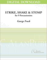 Strike, Shake & Stomp - George Frock [DIGITAL]