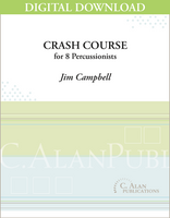 Crash Course - Jim Campbell [DIGITAL SCORE]