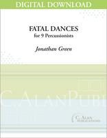 Fatal Dances - Jonathan Green [DIGITAL]